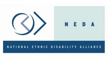National Ethnic Disability Alliance (NEDA)'s logo