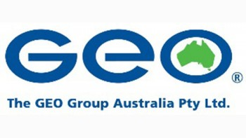 The GEO Group Australia's logo