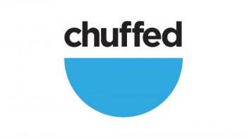 Chuffed.org's logo