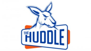 The Huddle - North Melbourne Football Club's logo