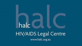 HIV/AIDS Legal Centre's logo