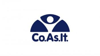 Co.As.It.'s logo