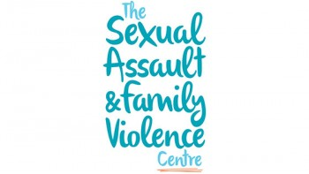 The Sexual Assault & Family Violence Centre's logo
