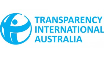 Transparency International Australia's logo