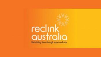 Reclink Australia's logo