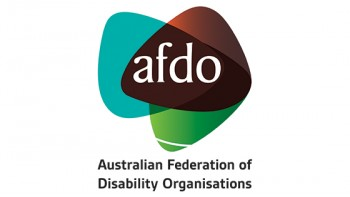 Australian Federation of Disability Organisations's logo