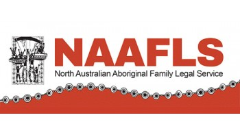 North Australian Aboriginal Family Legal Service's logo