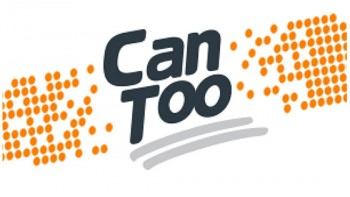 Can Too Foundation's logo