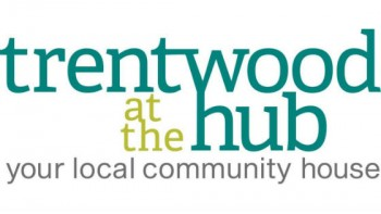 Trentwood at the Hub's logo
