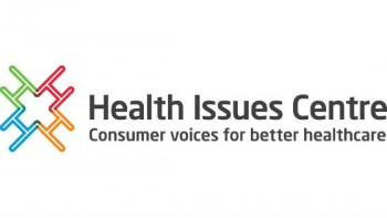Health Issues Centre's logo