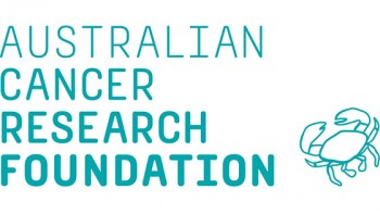 Australian Cancer Research Foundation's logo