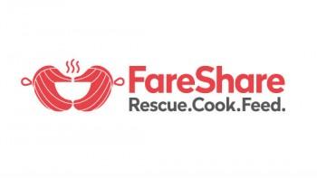 FareShare's logo