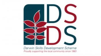 Darwin Skills Development Scheme's logo