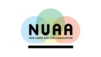 NSW Users & AIDS Association Inc's logo