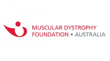 Muscular Dystrophy Foundation's logo