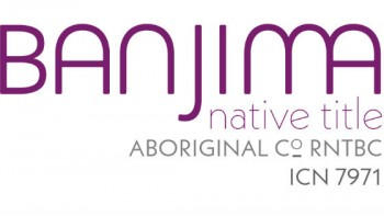 Banjima Native Title Aboriginal Corporation's logo