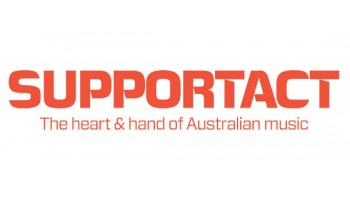 Support Act's logo