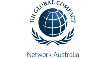 Global Compact Network Australia's logo