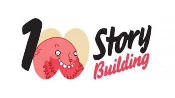 100 Story Building's logo