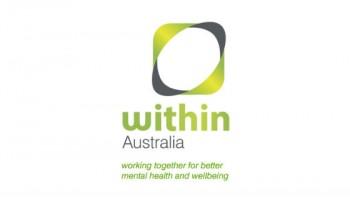 within Australia's logo