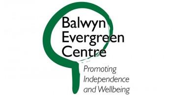 Balwyn Evergreen Centre's logo