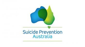 Suicide Prevention Australia's logo