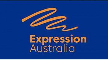 Expression Australia's logo