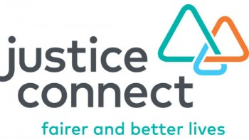 Justice Connect's logo