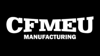 CFMEU Manufacturing Division's logo