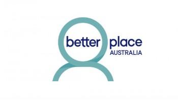Better Place Australia's logo