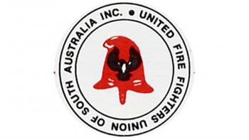 United Firefighters Union of SA Inc's logo