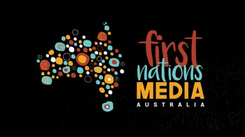 IRCA trading as First Nations Media Australia's logo