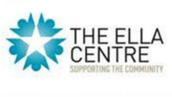 The Ella Centre's logo
