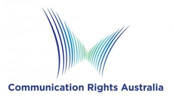 Communication Rights Australia's logo