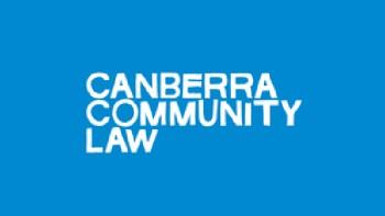 Canberra Community Law 's logo