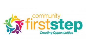 Community First Step's logo