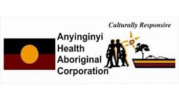 Anyinginyi Health Aboriginal Corporation's logo
