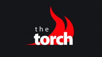 The Torch 's logo
