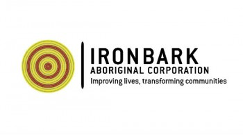 Ironbark Aboriginal Corporation 's logo