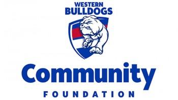 Western Bulldogs Community Foundation's logo