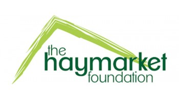 The Haymarket Foundation's logo