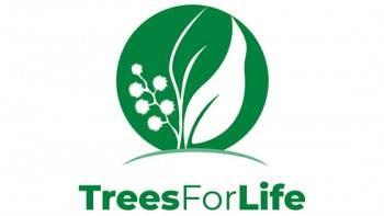 Trees For Life's logo