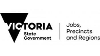 Department of Jobs, Precincts and Regions's logo