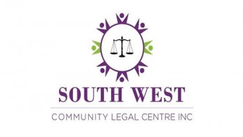 South West Community Legal Centre's logo
