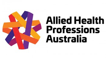 Allied Health Professions Australia's logo