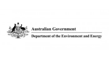 Department of the Environment and Energy's logo