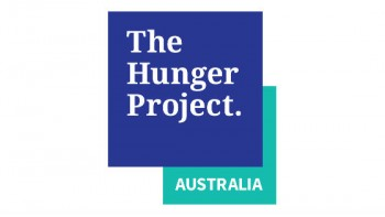 The Hunger Project Australia's logo