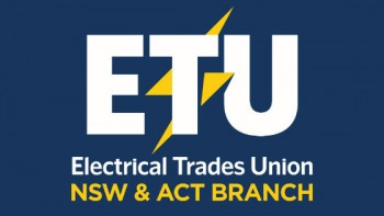 ETU NSW's logo