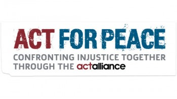 Act for Peace's logo