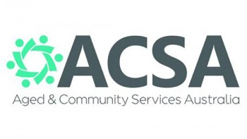 Aged & Community Services Australia's logo
